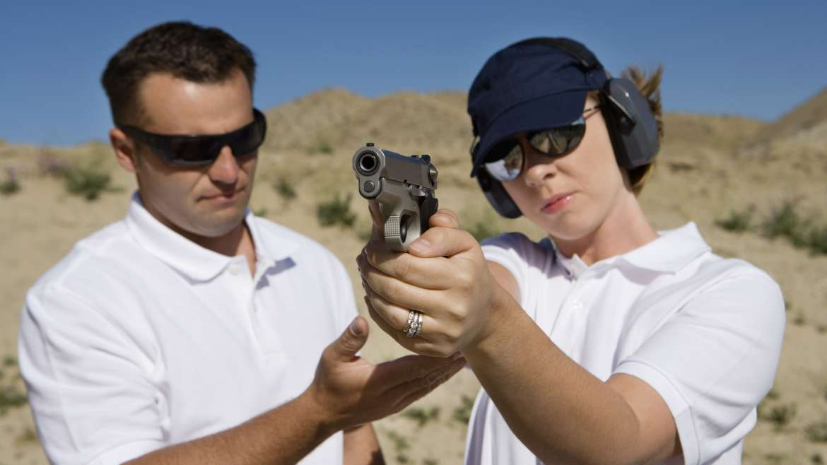 Women's Personal Protection Class
