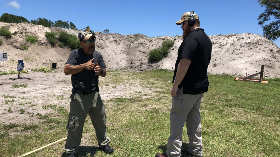 Beyond the Basics, Shooting Techniques for Concealed Carry